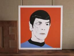 Illustration capitaine spock chez chromosome a lille