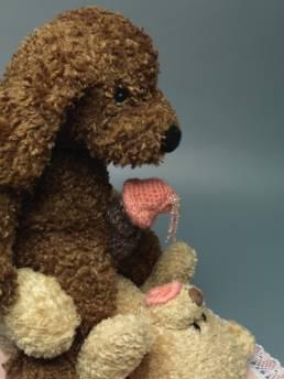 Expo art textile a découvrir chez chromosome a le concept store curieux de lille
